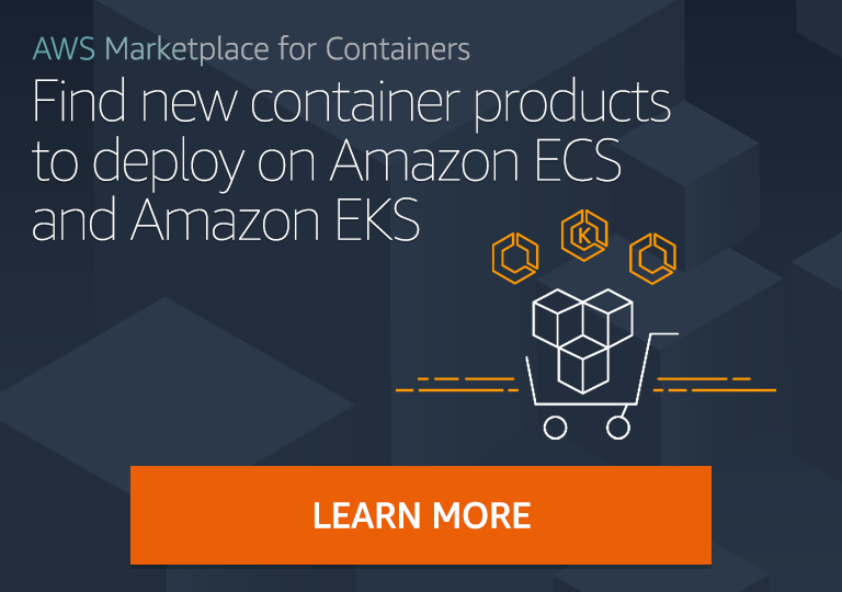 AWS Marketplace for Containers