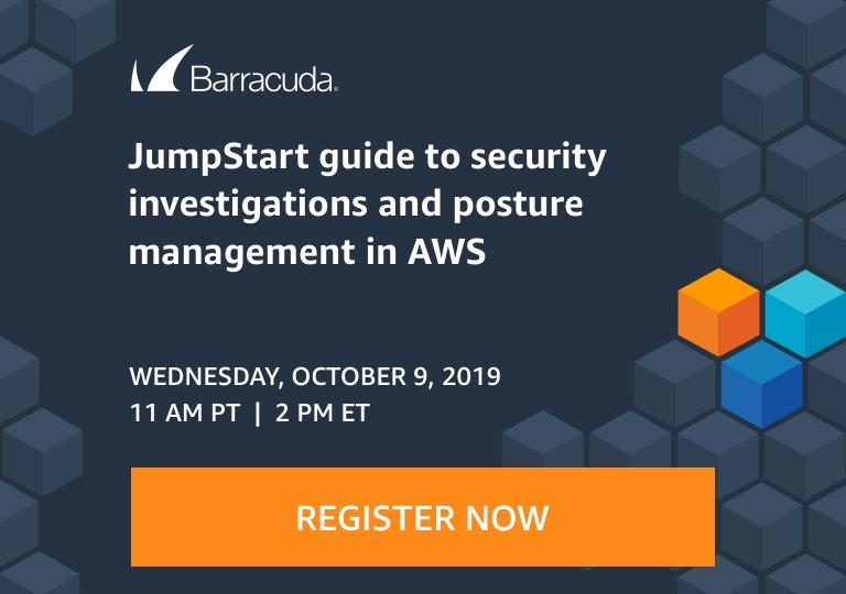 Security Webinar Series with JumpStart