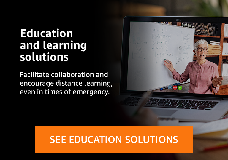 AWS Education Solutions