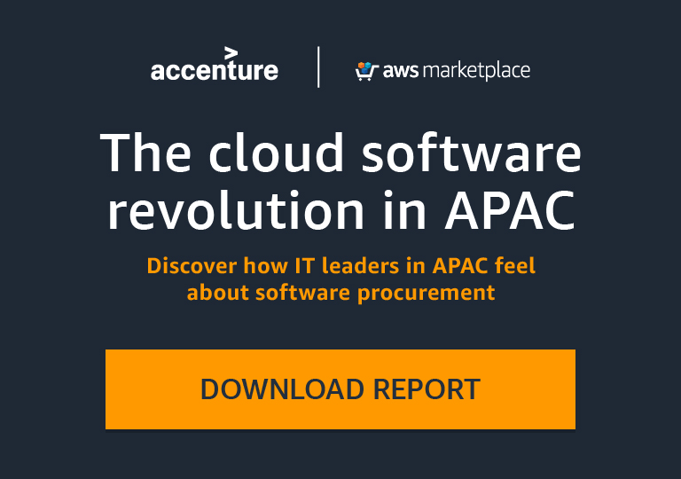 Discover how IT leaders in APAC feel about software procurement