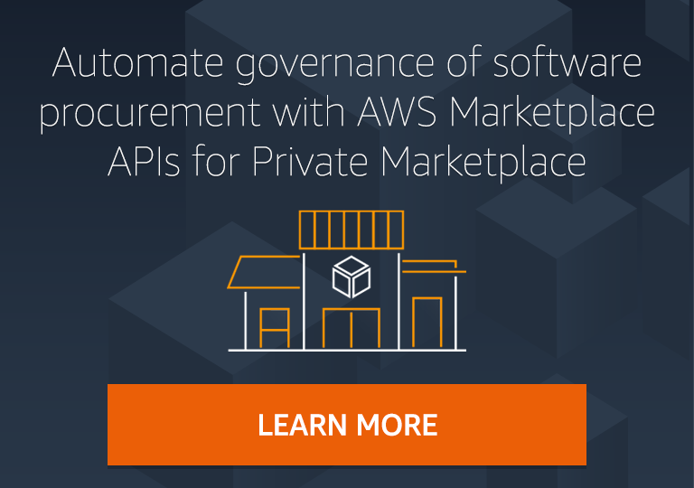Private Marketplace APIs help you automate governance of software procurement, programmatically manage your Private Marketplace and remove need for blanket security controls for procurement.