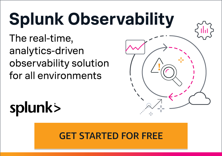 The real-time, analytics-driven observability solution for all environments