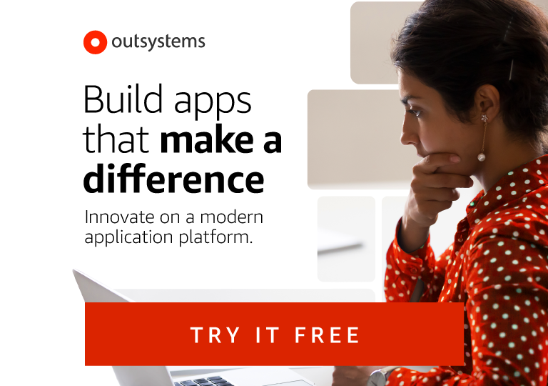 Build apps that make a difference on AWS with OutSystems, a modern application platform.